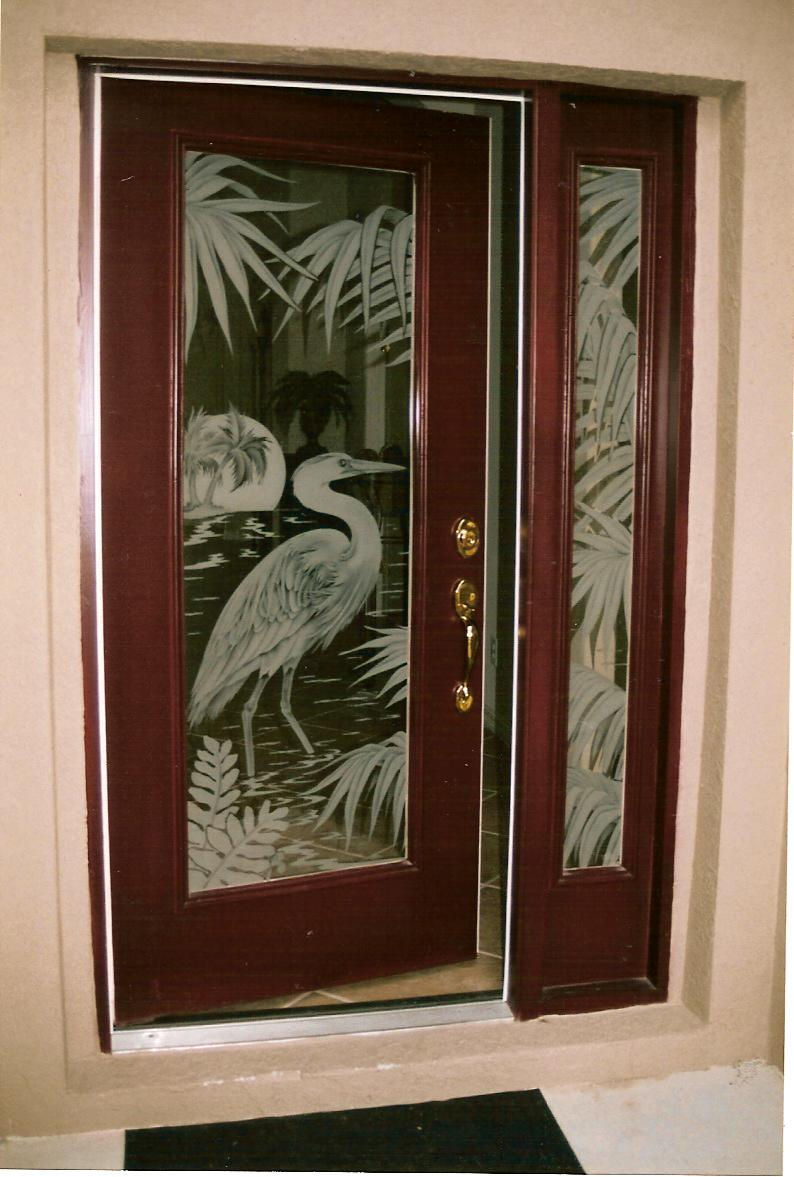 Doors | Etched Glass |...